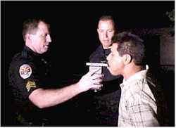 Portable Breath Test